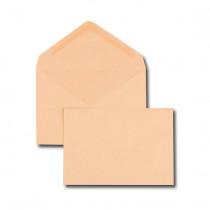 Boîte de 500 enveloppes recyclées vélin bulle C6 114x162 75 g/m² gommées