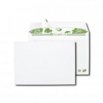 Boite de 500 enveloppes extra blanches 100% recyclées C5 162x229 80 g/m² bande de protection