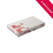 Boîtes postales SLIM  XXS 250x155x29