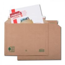 Paquets de 2 enveloppes carton 420x320