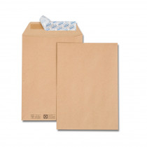 Paquet de 25 pochettes kraft brun dont 5 gratuites C5 162x229 85 g/m² bande de protection