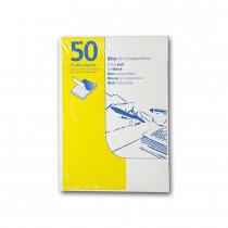 Boîte de 100 blocs A5 ligné