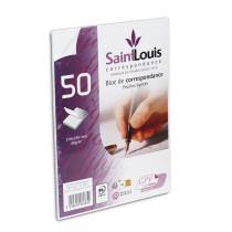 Boîte de 50 blocs A4 ligné
