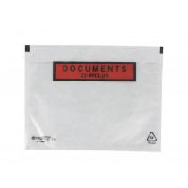 Paquet de 100 documents ci-inclus 110x160