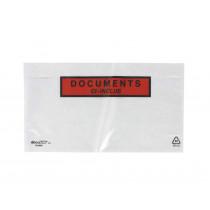 Paquet de 100 documents ci-inclus 110x225