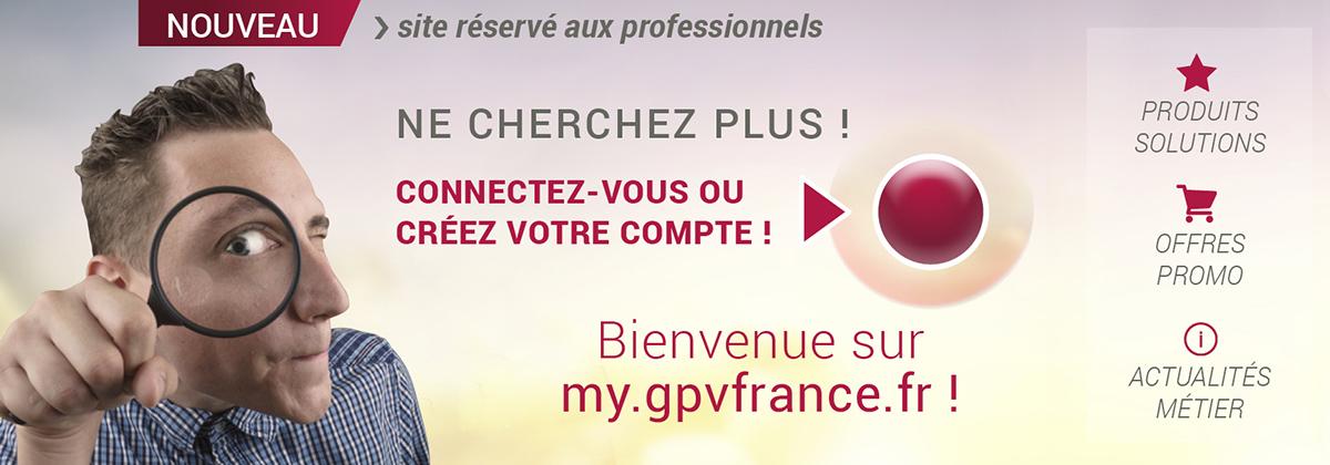 Connexion GPV France