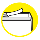 Enveloppes bande de protection